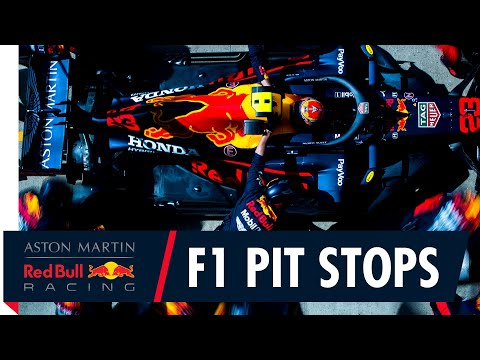 Image: This is how Red Bull Racing ensures the perfect pit stop for Verstappen