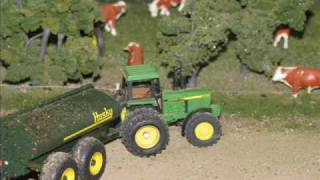 Taylor Farms Display: Manure