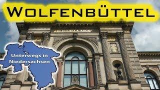 preview picture of video 'Wolfenbüttel - Unterwegs in Niedersachsen (Folge 21)'