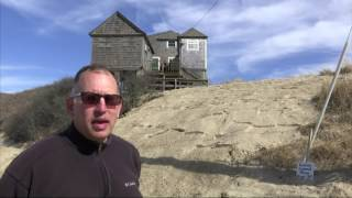 Buried Jeep Removed from Dune After 40 Years