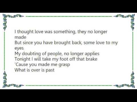 Bonnie Tyler - The World Starts Tonight Lyrics
