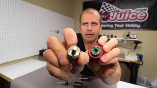 What is a sensored brushless motor?