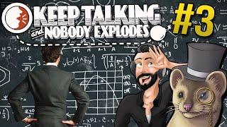Keep Talking and Nobody Explodes - Part 3 - COMPLICATED WIRES | Keep Talking Gameplay