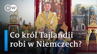 Koronawirus w Niemczech. W hotelu w Bawarii kwarantannę odbywa król Tajlandii z haremem 20 kobiet