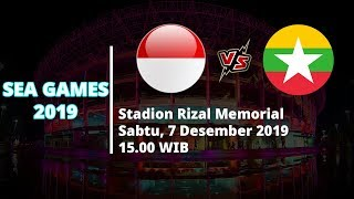VIDEO: Live Streaming Semifinal Timnas U-22 Indonesia Vs Myanmar SEA Games 2019 Sabtu (7/12)