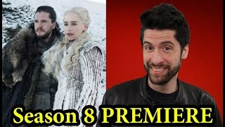 Game of Thrones: Season 8 Premiere - Review
