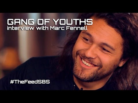 Gang of Youths David Le'aupepe on suicide, rehab and why he wrote songs