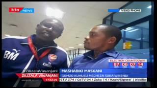 Hassan Jumaa apata maoni ya mashabiki ofisini Standard Group: Zilizala Viwanjani pt 2