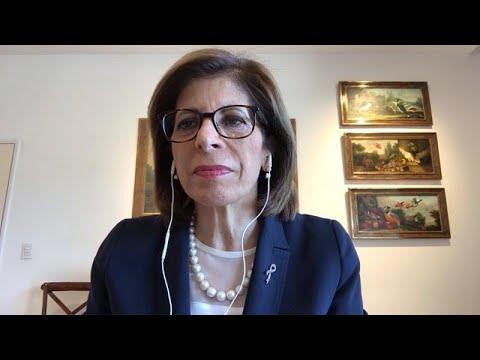 Η Επίτροπος Υγείας Στέλλα Κυριακίδου στο Euronews