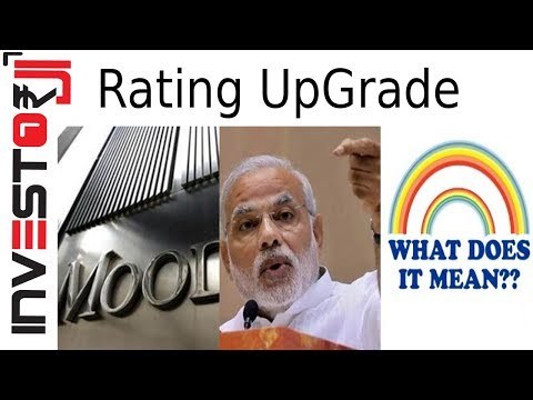 Moody's Rating Upgrade What Does It Means For India? [Hindi] Mp3