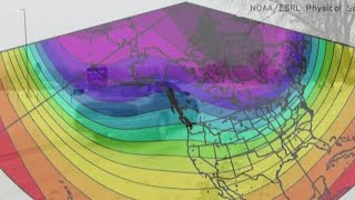 The jet stream and the weather