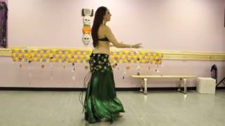 Aasiyah Belly Dance to Ya Ain Moulayetin رقص شرقي تحميل MP3