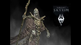 The Elder Scrolls V: Skyrim. Найти экземпляр книги «Воды Обливиона». Прохождение от SAFa