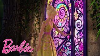Cекретная дверь 💖 Barbie Россия 💖мультфильмы для детей 💖Отрывки из фильмов Барби