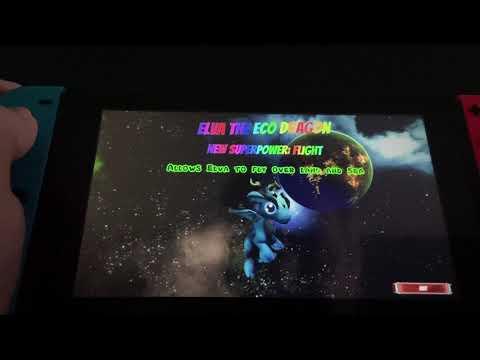 Elva the Eco Dragon, grabación directa desde la Nintendo Switch