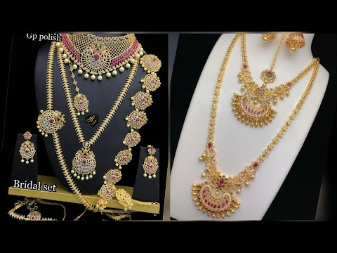Full Bridal Set with Heavy Cz stones,Semi Bridal Sets with prices 184