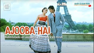 Ajooba Hai _ Jeans ( Sub Español + Lyrics ) HD - YouTube