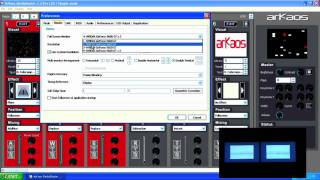 ArKaos MediaMaster Video Tutorial - 3. Output settings