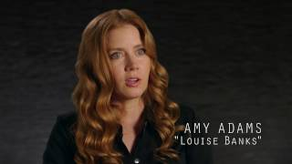 Arrival 2016 Amy Adams Featurette Paramount Pictures