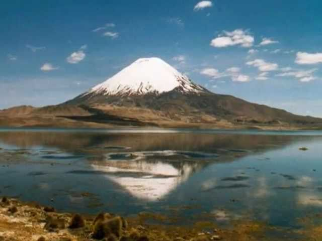 My Choice - Roberto Carlos: Andes Folk Music (Pics of Chile)