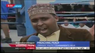 Shofco preaching peace in Kibra