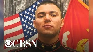 Families mourn after deadly military training accident in California
