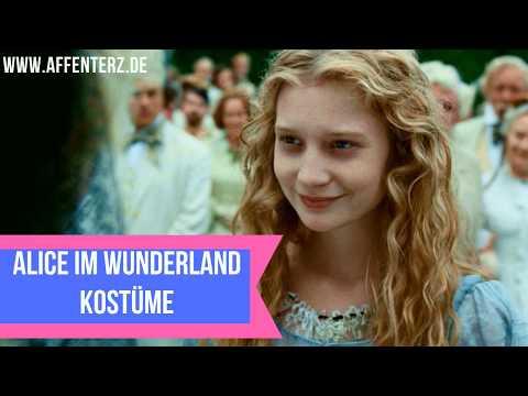 Faschingskostüme Alice im Wunderland - so wird Fasching zum Erfolg