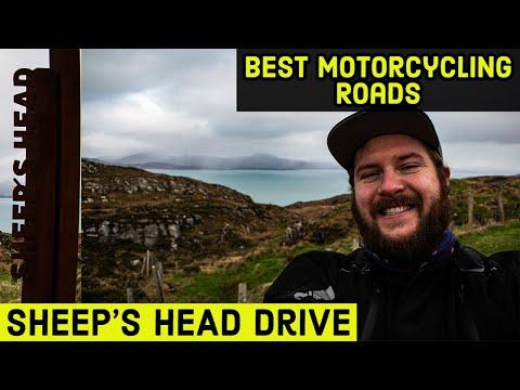 , title : 'SHEEPS HEAD Drive | Scenic Irish Landmark | One of my Favorite Motorcycling Roads