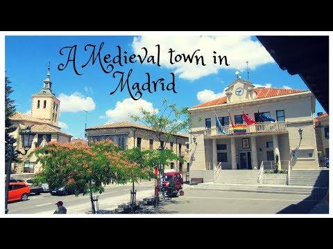 El Molar. Un pueblo medieval con encanto especial | Pueblos de Comunidad de Madrid. España.