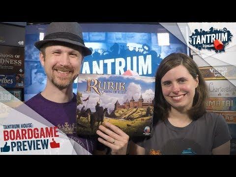 Rurik Board Game Review