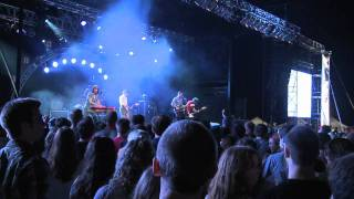 Arkells-Oh, the Boss is Coming! (@ Sound of Music Festival 2010)