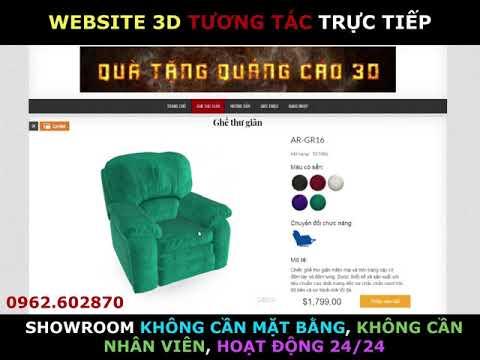 Thiết kế ghế dựa 3D