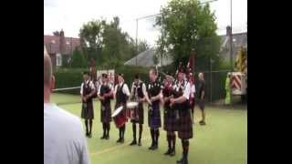 preview picture of video 'Pipers At Giffnock Tennis Club'