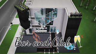 Sims Freeplay Tour / Bar and Club