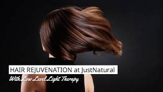 Laser Hair Rejuvenation Treatments