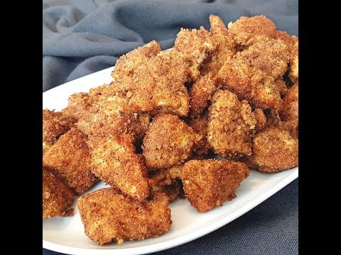 Healthy Organic Chicken Nuggets<br />Nourish your kids with these delicious and healthy chicken nuggets, from my recipes page