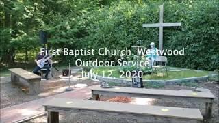 July 12 worship