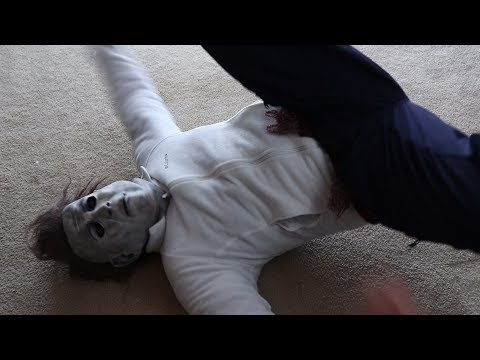 HALLOWEEN: BLOODSPORT (Halloween 2018 Parody)