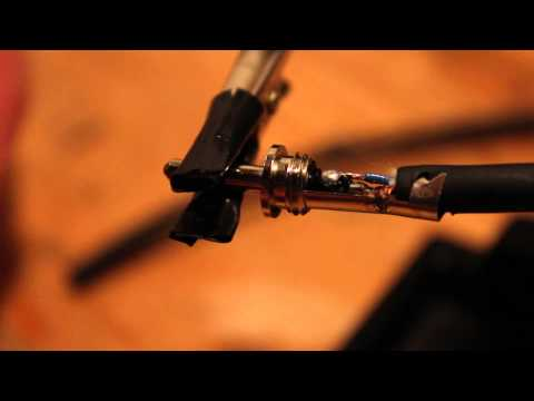 How to Wire a 3.5mm Stereo Audio Plug : Audio Tips