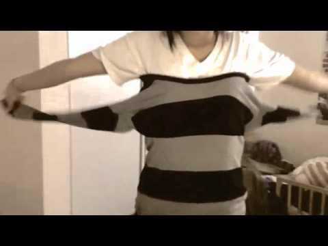 16 דרכים ללבוש סוודר 1 - מדליק!