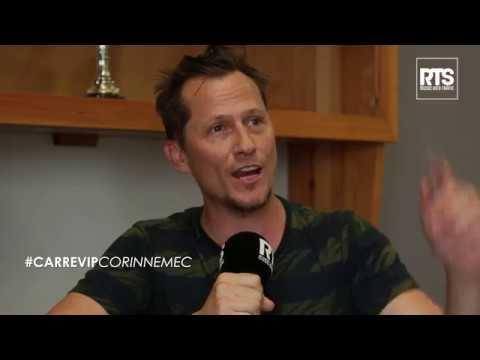 """Corin Nemec (Parker Lewis), l'Interview """"Carré VIP"""" sur RTS"""