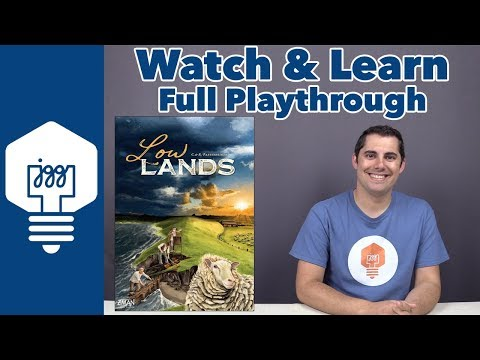 JonGetsGames - Lowlands Full Playthrough