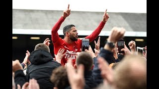 Incredible Scenes At Leyton Orient! From The Brink Of Extinction To The Football League!