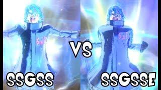 xenoverse 2 super saiyan blue evolution stats - Thủ thuật