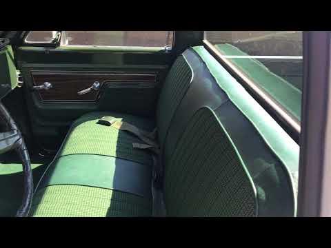 Video of '72 C10 - M6NX