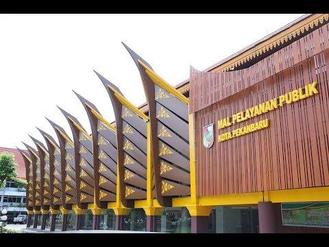 Mall Pelayanan Publik Kota Pekanbaru