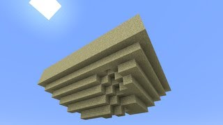 Jump Pads, Floating Islands, and Turning Dispensers into Droppers -- Minecraft/MCEdit Tutorials