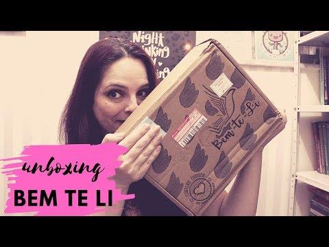 Unboxing Bem Te Li - O Quebra Nozes | Dicas da Sissi