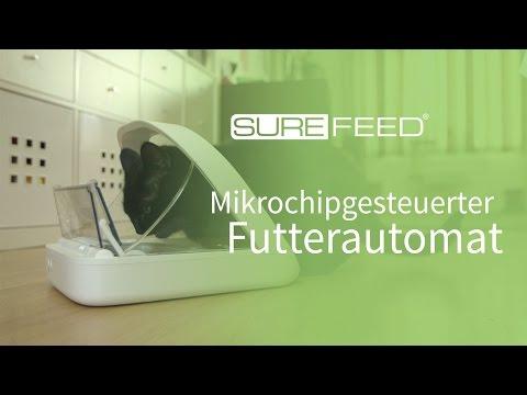 SureFeed, der intelligente Mikrochip Futterautomat!