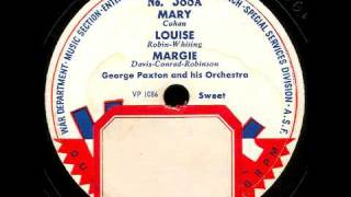 V-Disc 388 George Paxton, New Friends of Rhythm